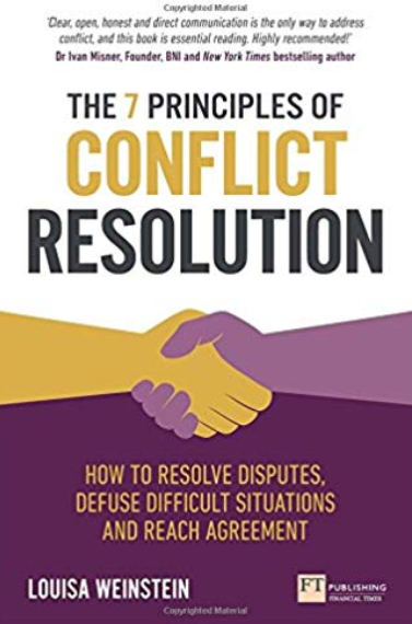 conflict resolution methods within an hr context