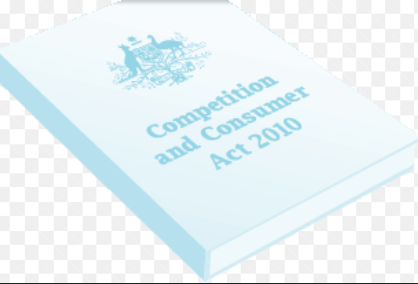 Competition And Consumer Act 2010 Pdf
