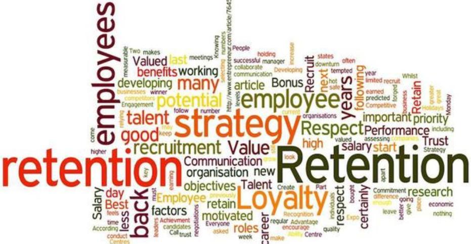 Dissertation employee minority retention